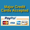 The Polygraph Examiner accepts major credit cards via PayPal